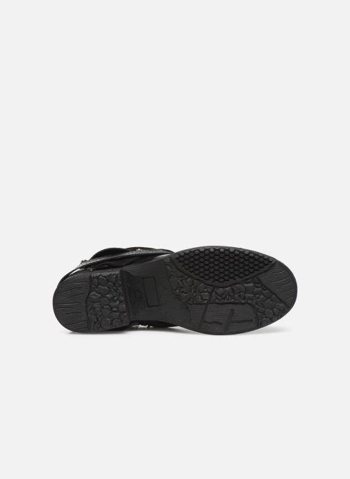 Bottines et boots Kaporal Rock 2 Noir vue haut