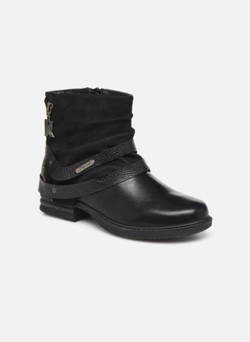 Bottines et boots Kaporal Rock 2 Noir vue détail/paire