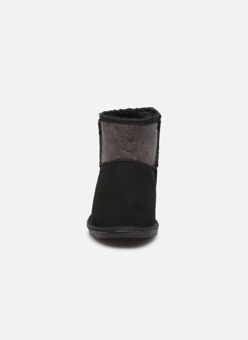Bottines et boots Kaporal Tignes Noir vue portées chaussures