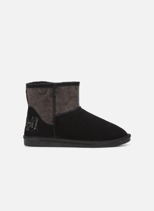 Boots en enkellaarsjes Kaporal Tignes Zwart achterkant