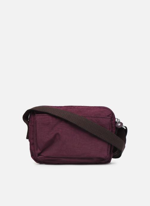 Handtaschen Kipling ABANU weinrot ansicht von vorne