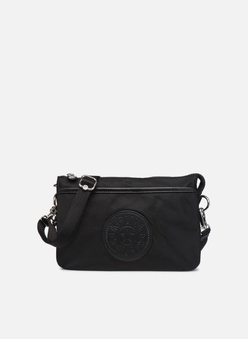 Handtassen Kipling Riri Zwart detail
