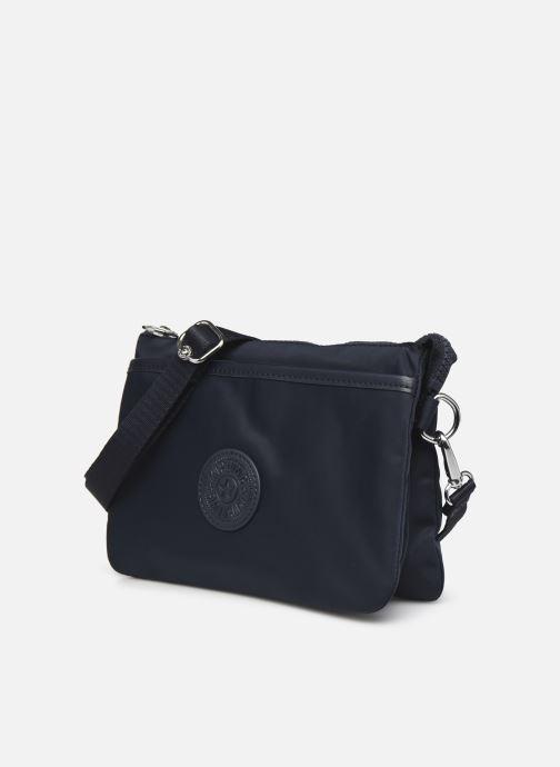 Handtaschen kipling RIRI blau schuhe getragen