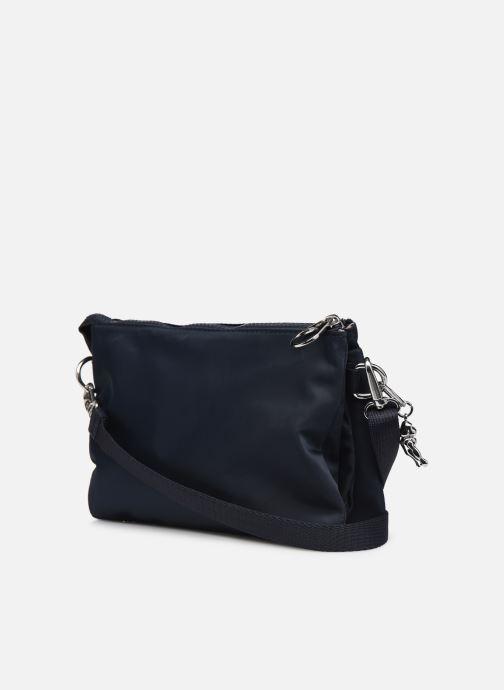Handtaschen kipling RIRI blau ansicht von rechts