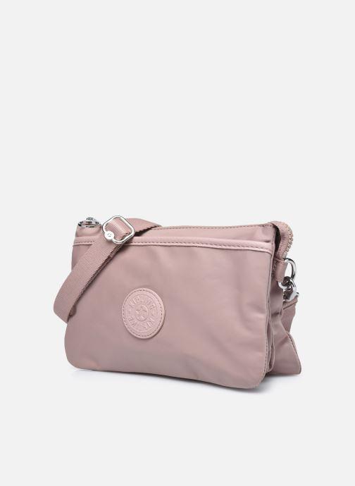 Handtaschen Kipling RIRI rosa schuhe getragen