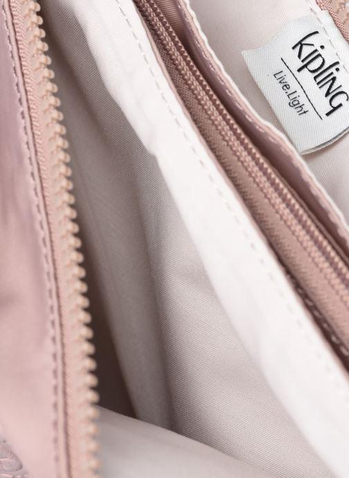 Handtaschen kipling RIRI rosa ansicht von hinten