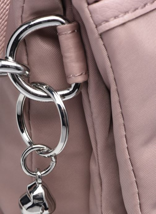 Handtaschen Kipling RIRI rosa ansicht von links