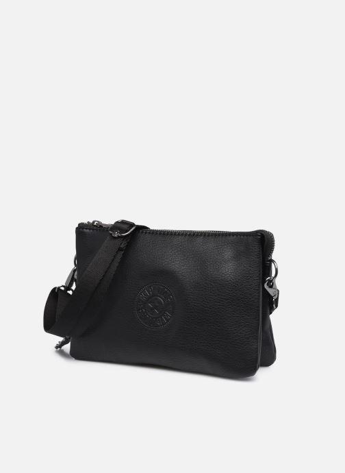 Handtaschen Kipling Riri schwarz schuhe getragen