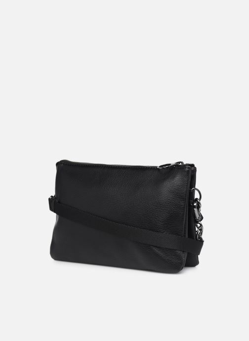 Handtaschen Kipling Riri schwarz ansicht von rechts