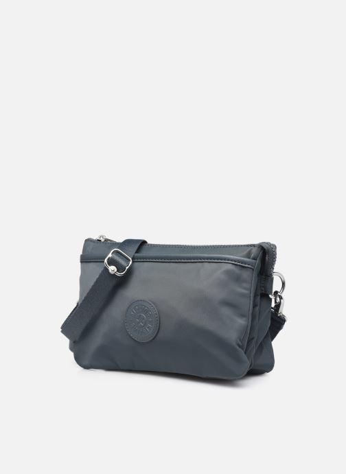 Handtaschen Kipling Riri grau schuhe getragen