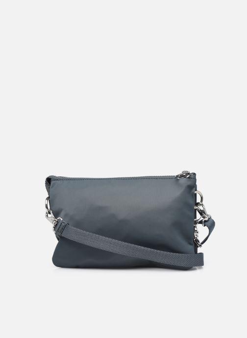 Handtaschen Kipling Riri grau ansicht von vorne