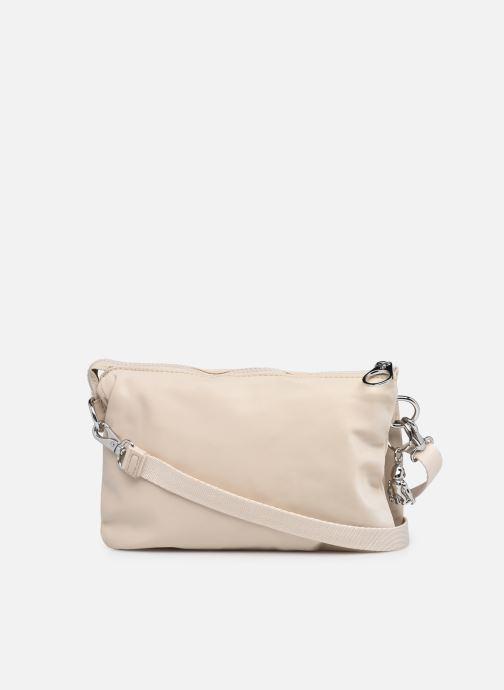 Handtaschen Kipling Riri weiß ansicht von vorne