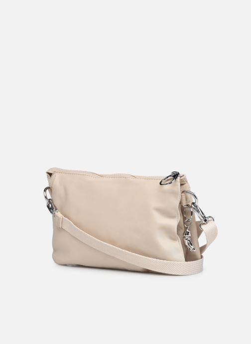 Handtaschen Kipling Riri weiß ansicht von rechts