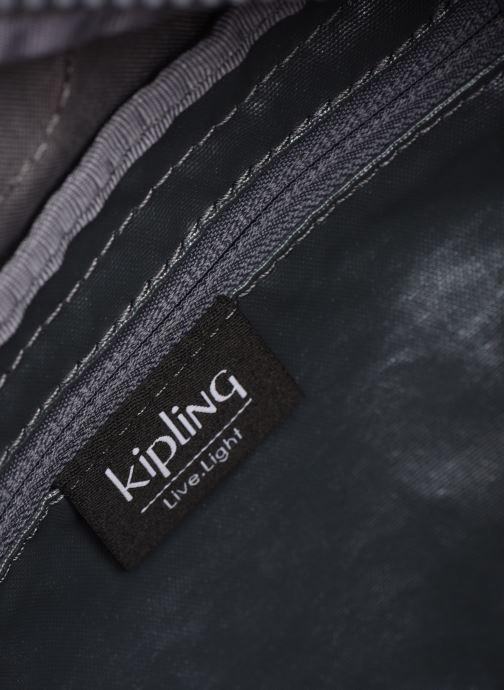 Kleine lederwaren kipling SARA Zilver achterkant