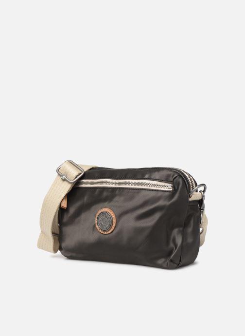 Handtaschen kipling HALIMA schwarz schuhe getragen
