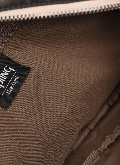 Handtaschen kipling HALIMA schwarz ansicht von hinten