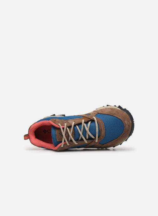 Sport shoes Columbia Ivo Trail Multicolor view from the left