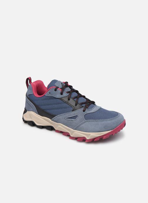 Chaussures de sport Columbia Ivo Trail Bleu vue détail/paire