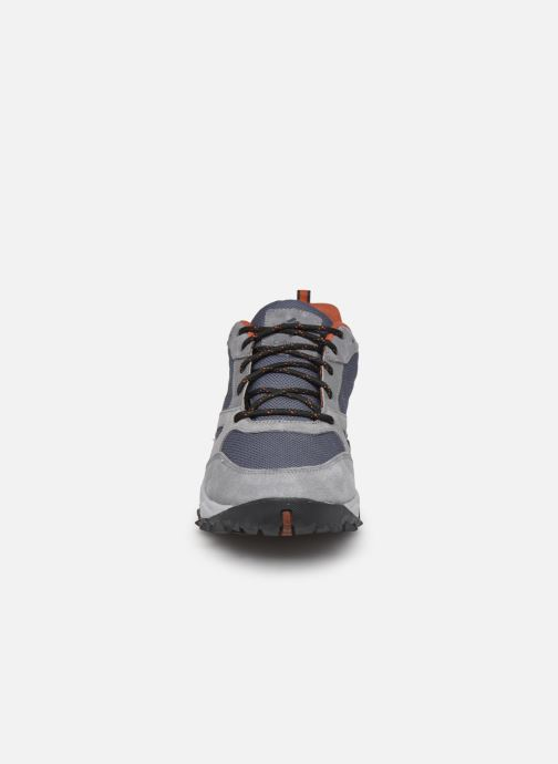 Zapatillas de deporte Columbia Ivo Trail Gris vista del modelo