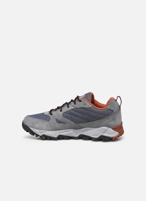 Zapatillas de deporte Columbia Ivo Trail Gris vista de frente