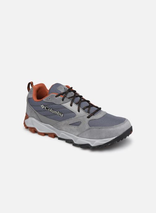 Zapatillas de deporte Columbia Ivo Trail Gris vista de detalle / par