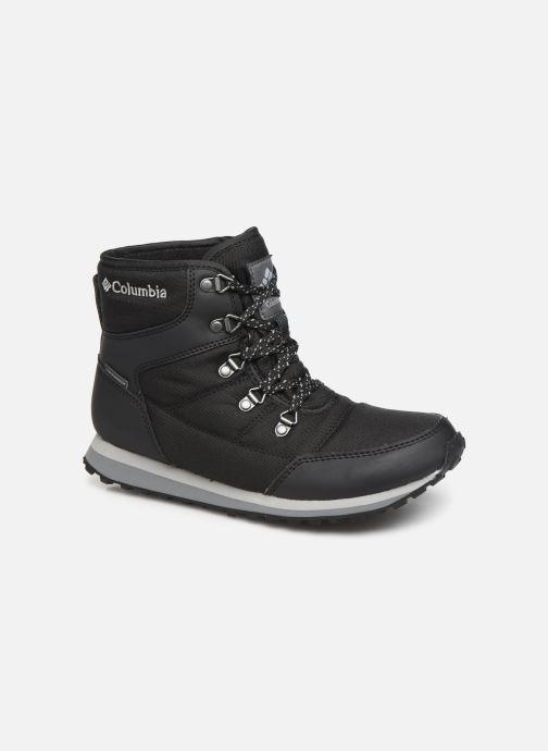 Zapatillas de deporte Columbia Wheatleigh Shorty Negro vista de detalle / par