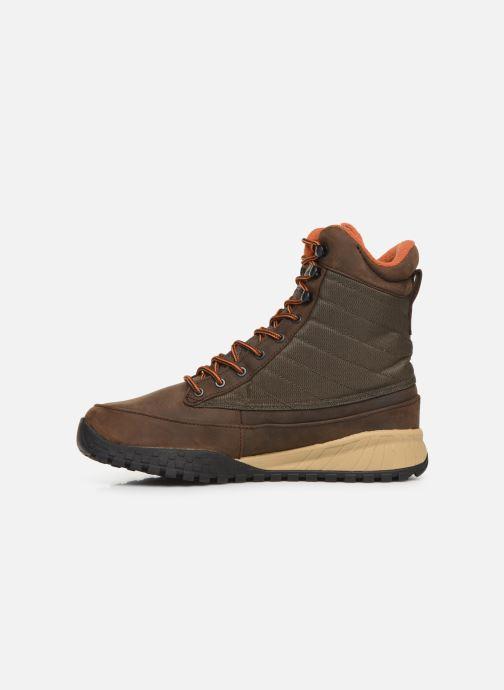 Chaussures de sport Columbia Fairbanks 1006 Marron vue face