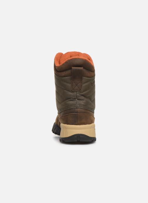 Chaussures de sport Columbia Fairbanks 1006 Marron vue droite