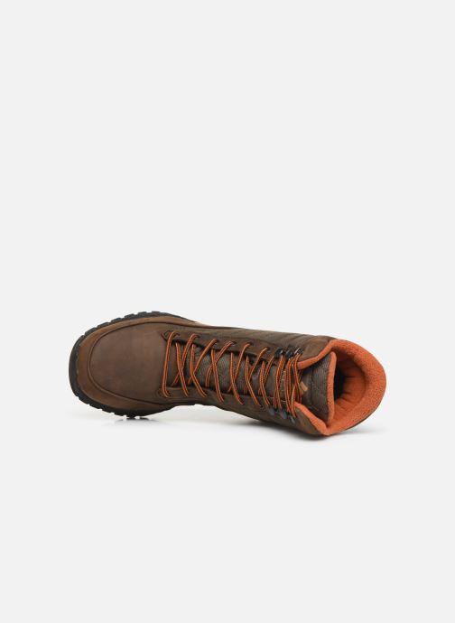 Chaussures de sport Columbia Fairbanks 1006 Marron vue gauche
