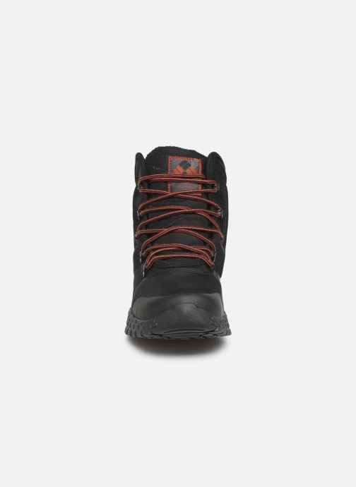 Zapatillas de deporte Columbia Fairbanks Omni Heat Negro vista del modelo