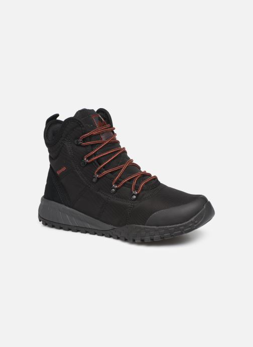 Zapatillas de deporte Columbia Fairbanks Omni Heat Negro vista de detalle / par