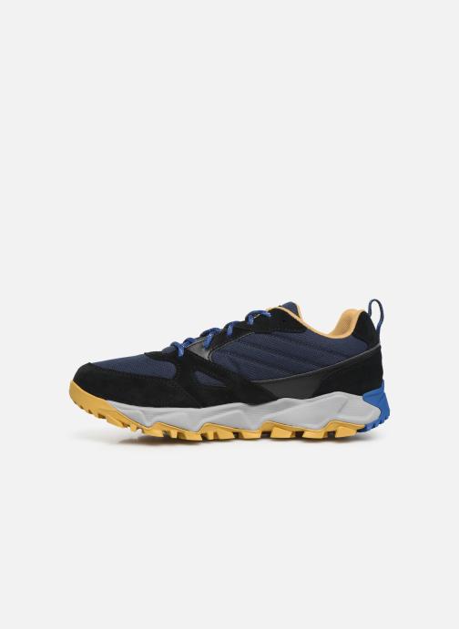 Chaussures de sport Columbia Ivo Trail Bleu vue face