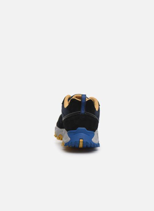 Chaussures de sport Columbia Ivo Trail Bleu vue droite