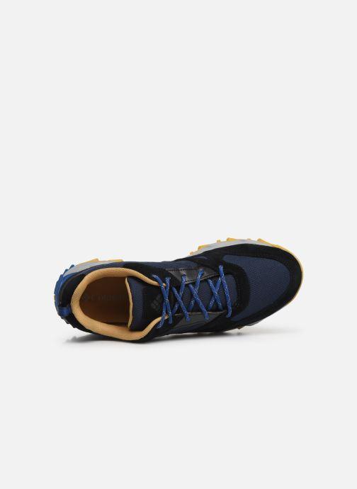 Chaussures de sport Columbia Ivo Trail Bleu vue gauche
