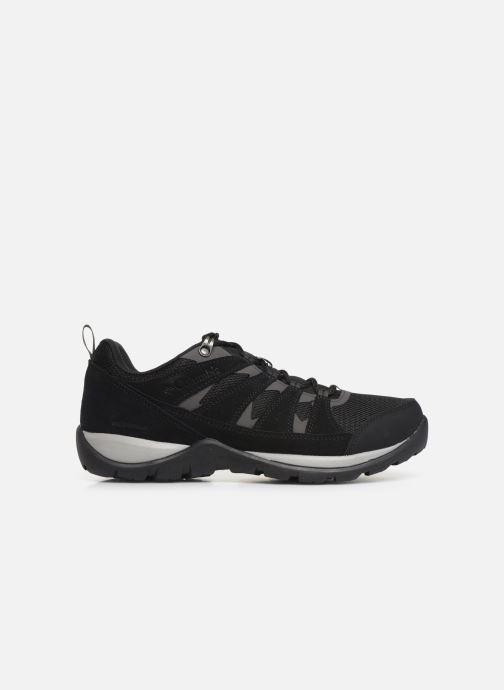 Chaussures de sport Columbia Redmond V2 Waterproof Noir vue derrière