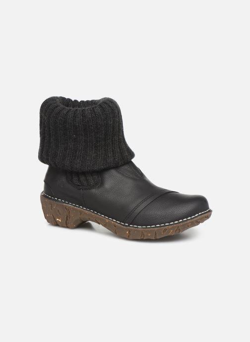 Chaussure Femme Grande Remise El Naturalista Yggdrasil N097 C Noir Bottines et boots 397431