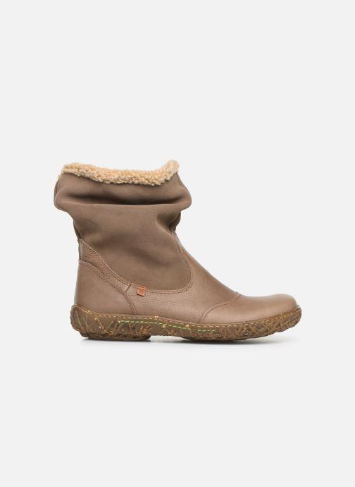 Bottines et boots El Naturalista Nido Ella N758 C Gris vue derrière