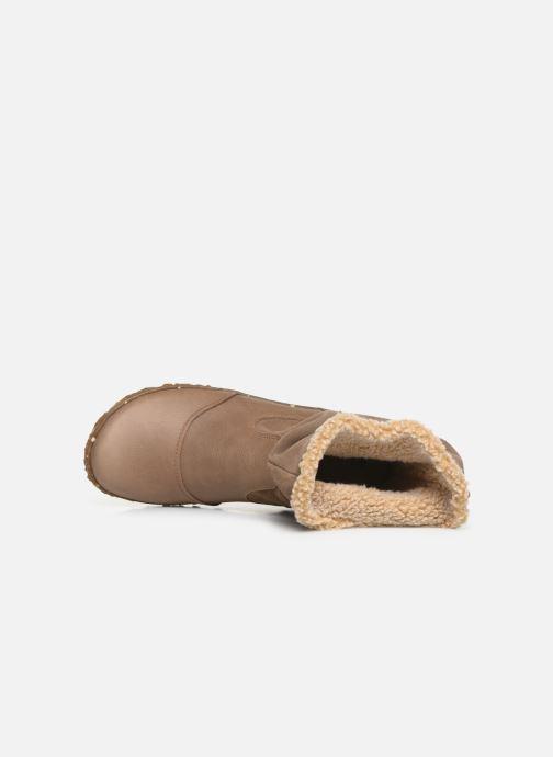 Bottines et boots El Naturalista Nido Ella N758 C Gris vue gauche