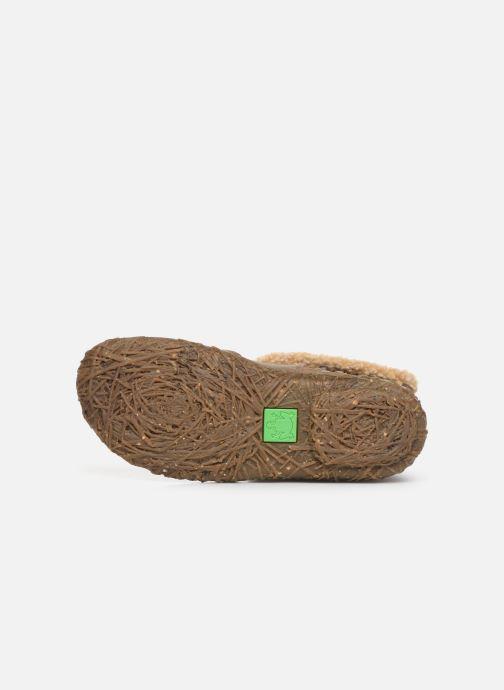 Bottines et boots El Naturalista Nido Ella N758 C Gris vue haut