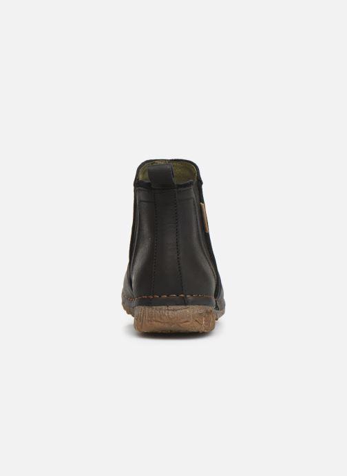 Boots en enkellaarsjes El Naturalista Angkor N959 C Zwart rechts