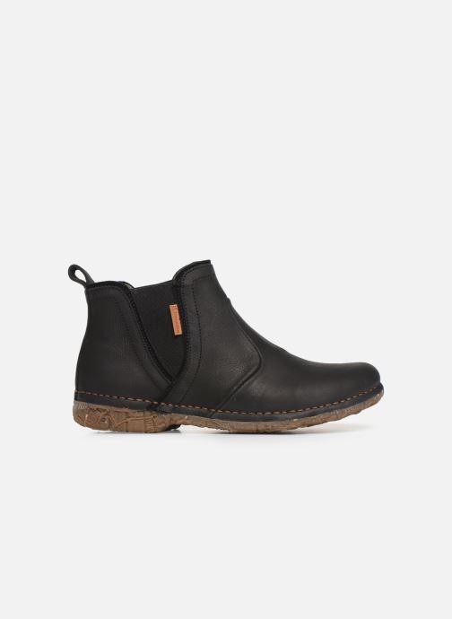 Boots en enkellaarsjes El Naturalista Angkor N959 C Zwart achterkant