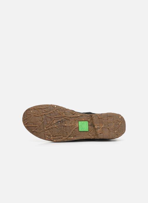 Boots en enkellaarsjes El Naturalista Angkor N959 C Zwart boven