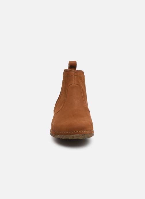 Boots en enkellaarsjes El Naturalista Angkor N959 C Bruin model