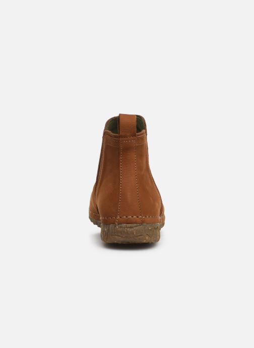 Boots en enkellaarsjes El Naturalista Angkor N959 C Bruin rechts