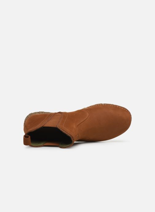 Boots en enkellaarsjes El Naturalista Angkor N959 C Bruin links