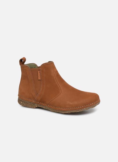 Boots en enkellaarsjes El Naturalista Angkor N959 C Bruin detail