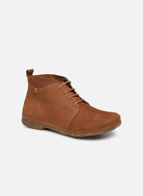 Boots en enkellaarsjes El Naturalista Angkor N974 C Bruin detail