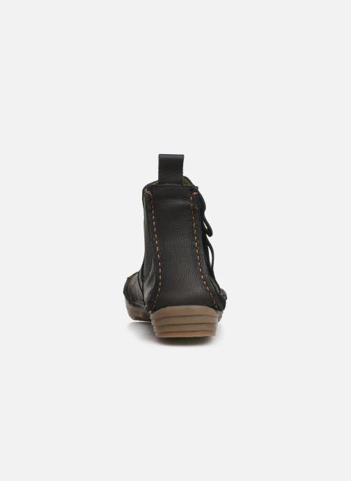 Boots en enkellaarsjes El Naturalista Rice Field N5048 C Zwart rechts