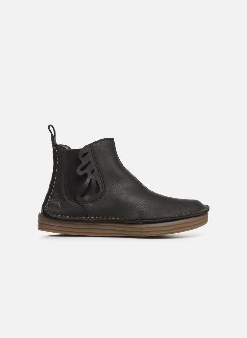 Boots en enkellaarsjes El Naturalista Rice Field N5048 C Zwart achterkant