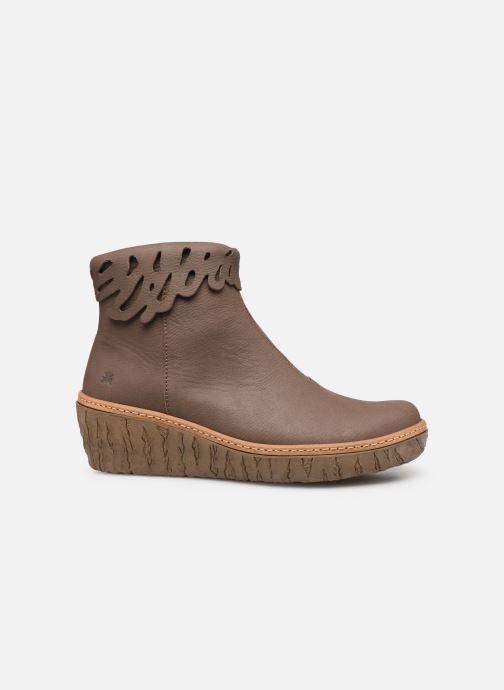 Stiefeletten & Boots El Naturalista Myth Yggdrasil N5144 C grau ansicht von hinten